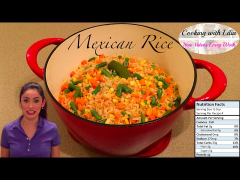 How to make Super Easy Mexican Rice