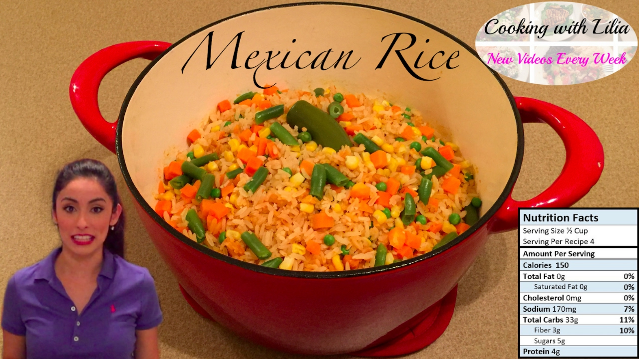 Mexican rice how to make mexican rice super easy mexican rice mexican rice how to make mexican rice super easy mexican rice recipe spanish rice cooking with lilia forumfinder Gallery