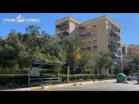 Недорого квартира в Аликанте, Испания, рядом с Vía Parque, продажа квартир в Испании