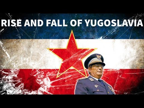 Yugoslavia break up and war explained in English - World His