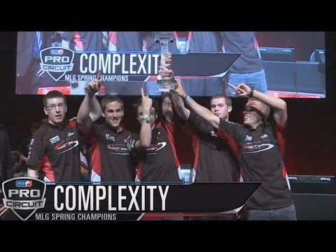 TOP 5 Complexity / EG Moments
