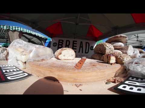 360 degrees view Blackheath farmers market