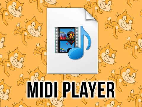MIDI Player in Scratch