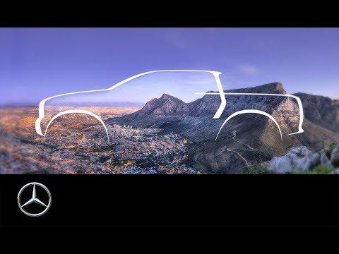 Weltpremiere der Mercedes-Benz X-Klasse in Kapstadt