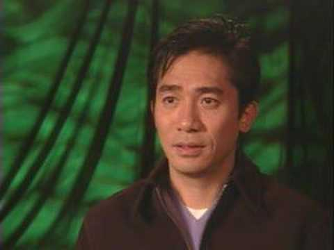 Tony Leung English  in the U.S.