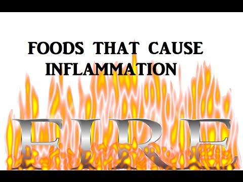 17 Foods That Cause Inflammation
