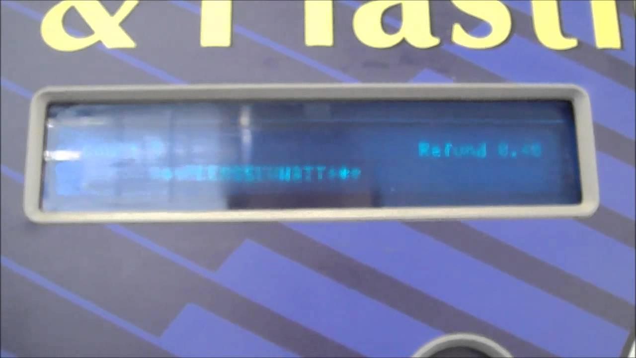 tomra t62 reverse vending machine walmart guilford ct