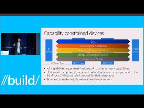 //Build 2015 – Azure IoT Security