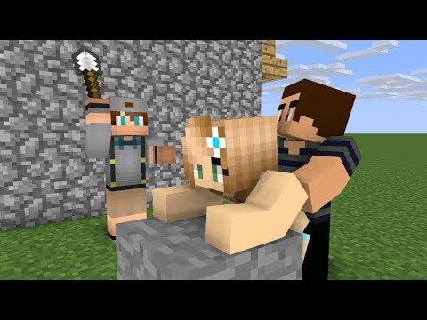Incredible Love   Sad Love Story   Minecraft Animation