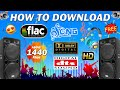 How to download Tamil FLAC songs | Download HD Tamil Songs | Above 1400 Kbps | 100% Free