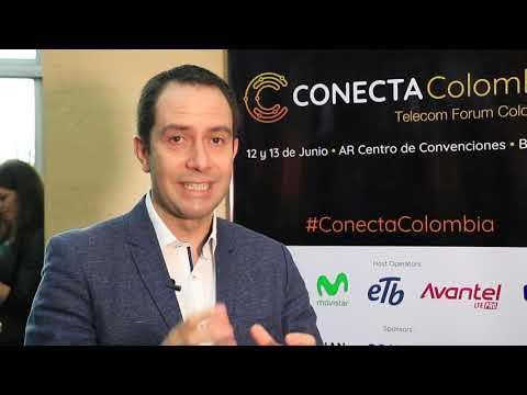 Entrevista con Juan Manuel Wilches Durán en el Conecta Colombia