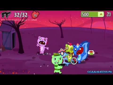 Игры для мальчиков Счастливые лесные друзья после ярости After Amok