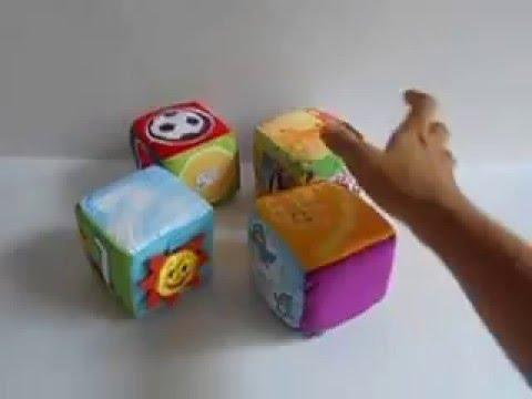 Baby Einstein Меки кубчета EXPLORE & DISCOVER #3WeC0b-jCnw