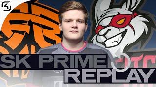 EU Masters League of Legends Replay | SK Prime