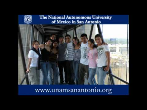 UNAM IN SAN ANTONIO, TEXAS