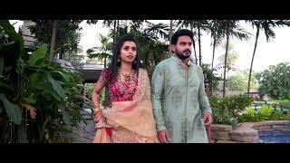 Abhinay & Sneha | Engagement Teaser