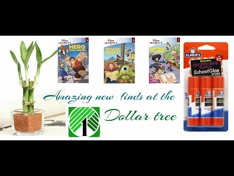 DOLLAR TREE | SHOP WITH ME | JAN-2018, PART-2 | UNDER 10 MIN REVIEW