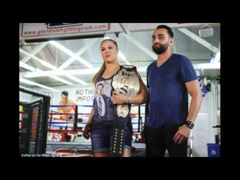 Testimony of Ronda Rousey's coach, Edmond Tarverdyan