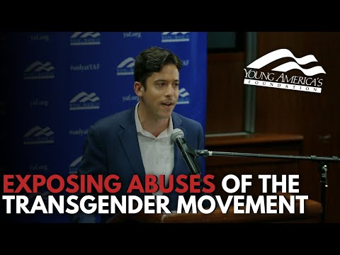 CHILD ABUSE: Here's why pushing transgenderism on children is plain wrong
