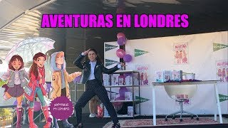 AVENTURAS EN LONDRES 🎡LA DIVERSION DE MARTINA