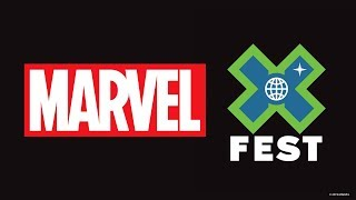 Meet the Marvel fans at the X Games!