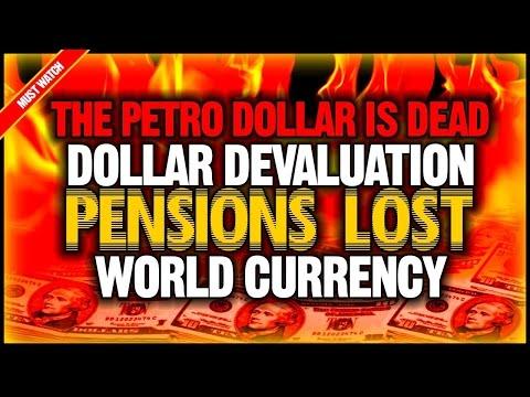 JIM RICKARDS - THE PETRO DOLLAR IS DEAD,PENSIONS LOST,DOLLAR DEVALUATION,WORLD CURRENCY 2016-2017