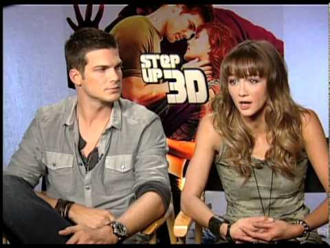 Rick Malambri und Sharni Vinson im Interview zu STEP UP 3D (Kinostart 26.08.2010)