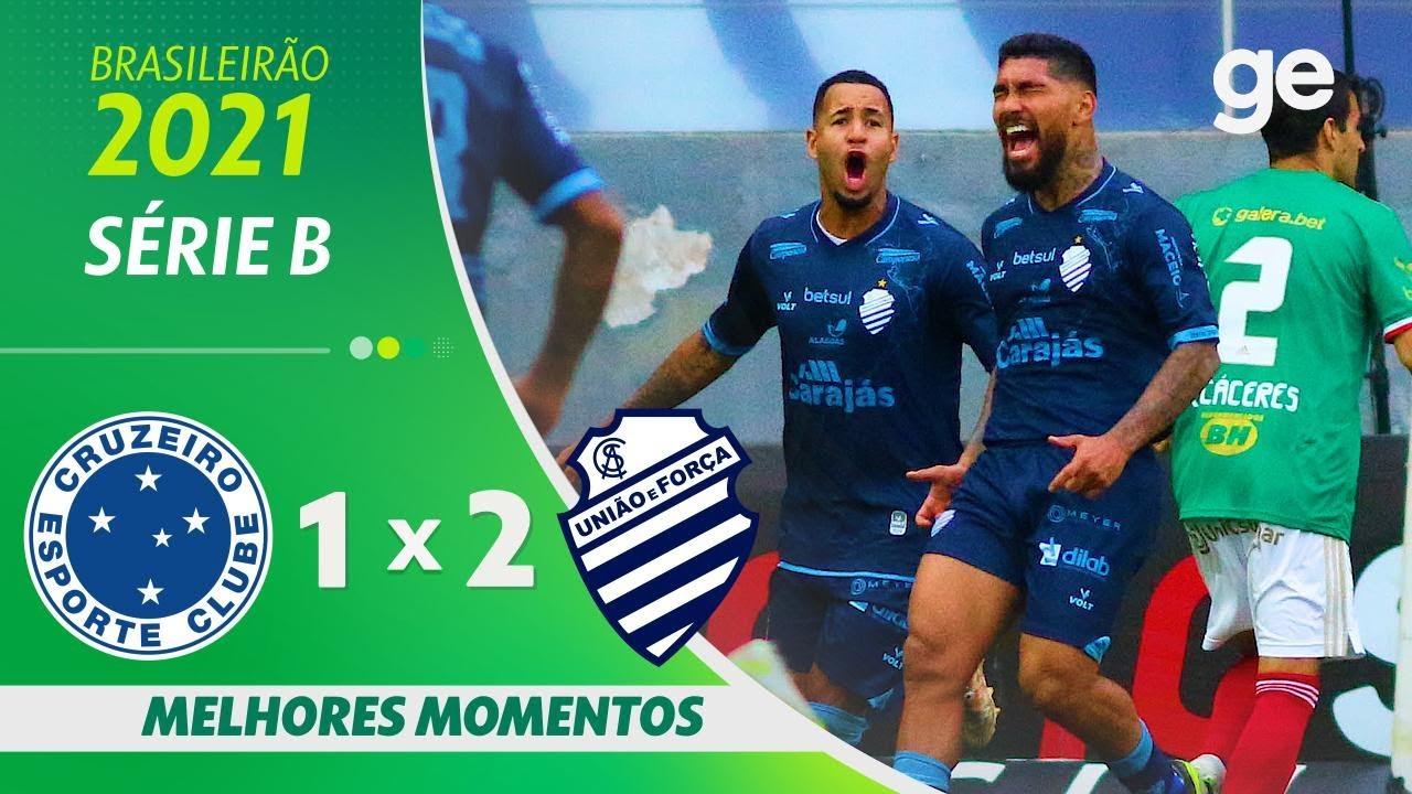 Download CRUZEIRO 1 x 2 CSA | MELHORES MOMENTOS | 26ª RODADA SÉRIE B 2021 | ge.globo