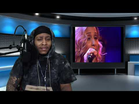 Glennis Grace - Too Much Love Will Kill You - Reaction
