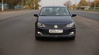 видео Фольксваген Поло 2016 год, 1.6 литра, Первый мой отзыв на сайте, бензин, мкпп, комплектация автомобиля Allstar