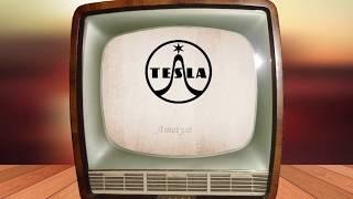 How to repair an old television - PART 1 / Ako opraviť starý televízor - ČASŤ 1 (TESLA Ametyst)