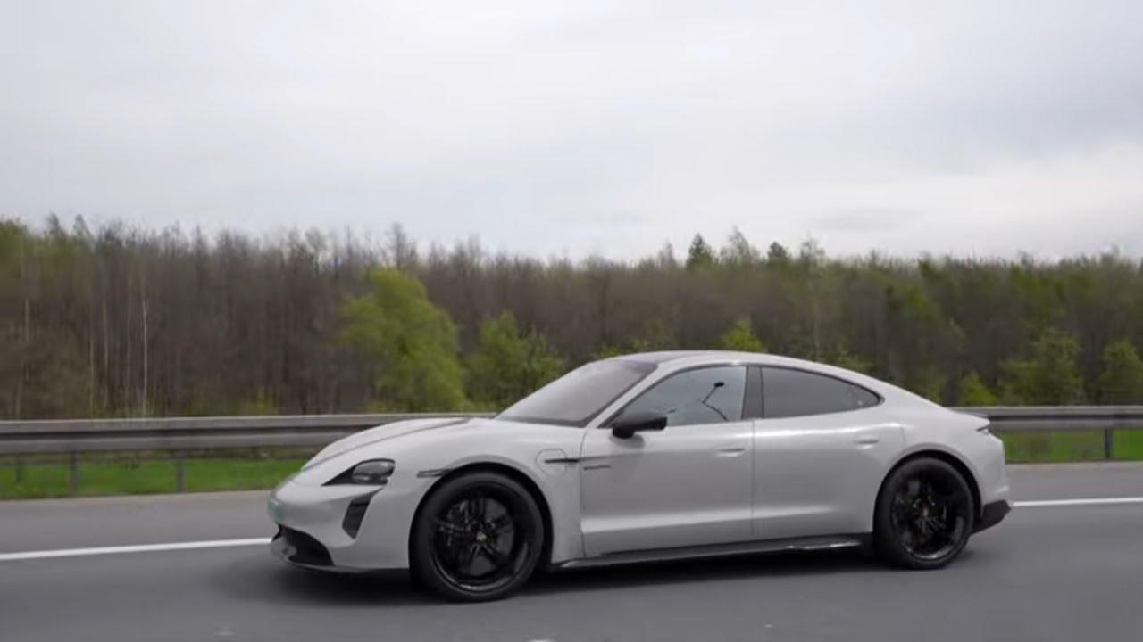 Po tej jeździe Joseph przekonał się do elektrycznego Porsche! #Kolekcjoner