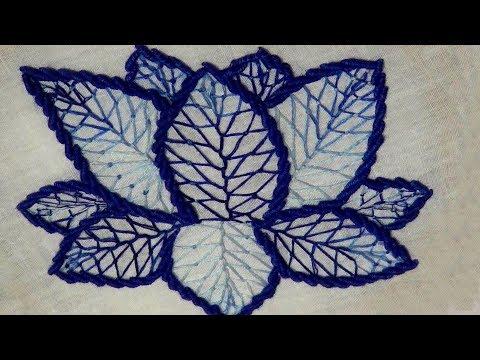 hand-embroidery-:-flower-embroidery:-feather-stitch-&-bullion-stitch-:-brazilian-embroidery