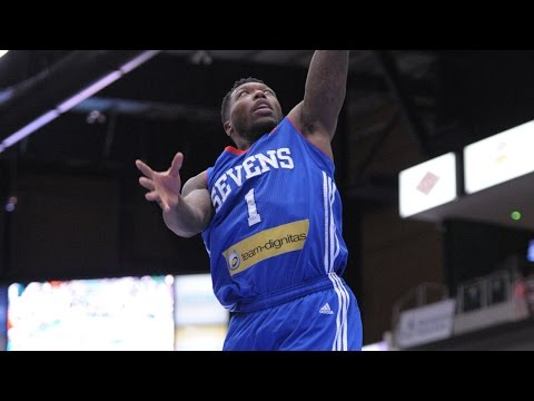 Highlights: Nate Robinson (28 points)  vs. the 905, 3/31/2017