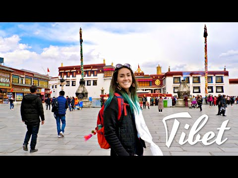 First Day in Lhasa, Tibet