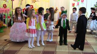 Repeat youtube video Gradinita 183 Matineu 8 martie 2012 grupa Fluturas