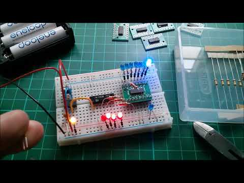 Testing the Reflow-Soldered SMD Integrated Circuits