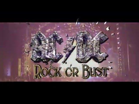 AC/DC - Rock or Bust World Tour em Portugal