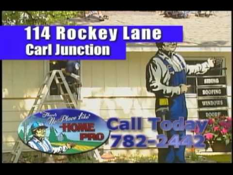 Carl Junction, Missouri - Roofing & Siding & Windows - Home Pro Commercial