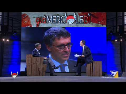 L'intervista a Raffaele Cantone sulla corruzione in Italia