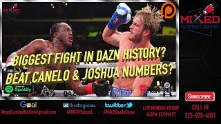 🚨KSI vs Logan Paul 2 Most Watched DAZN Fight⁉️ Haney vs Fortuna NEXT👀& More!🎙
