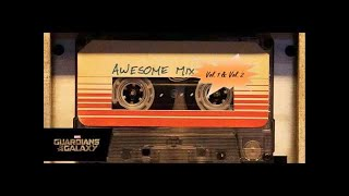 Mix - Guardians of the Galaxy: Awesome Mix Vol. 1 & Vol. 2 (Full Soundtrack)