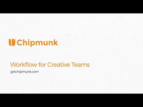 Chipmunk Showcase