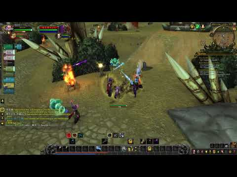WoW Lv.10 Gnome Hunter BG Leveling Alliance Warsong Gulch