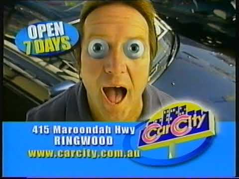 Australian TV Commercials 18 HSV7, September 10, 2004