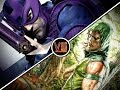 GeekTyrant VS - Hawkeye Vs. Green Arrow