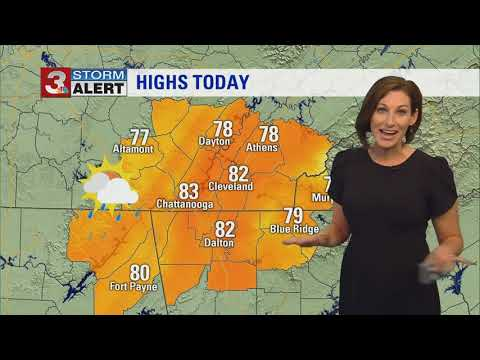 Brittany Beggs' Wednesday Weather