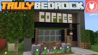 Truly Bedrock SMP S1 : E37- Coffee Shop and Honey Farm Storage