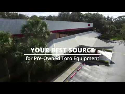 Wesco Turf Used Turf Equipment - Golf Course Equipment For Sale