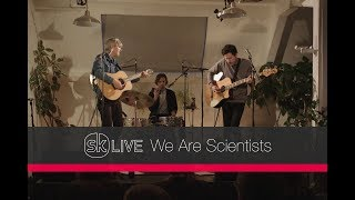 We Are Scientists - Nobody Move, Nobody Get Hurt [Songkick Live]